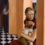 1995   'Things To Be Said '      49''  x  40''