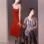 1984      'Mother and Daughter '      74''  x  50''