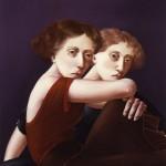 1986.19   'The Twins-1'      30'' x  24''       1986