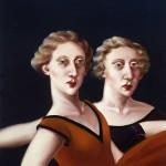 1986.3    'The Twins- 3'       30''  x  24''
