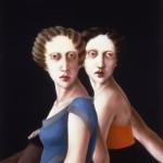 1986.5     'Twins- 5'     30'' x 24''
