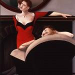 1988 'Women of the Hearth'       84''  x  66''