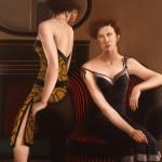 1989.52    'Women of the Hearth -II'       84''  x  66''
