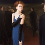 1989     'The Night Out'      72''  x  50''