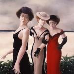 1989   'Departure;The Women'      80''  x  62''