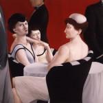 1989    'The Affair'      66''  x  84''
