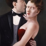 1989    They Dance'      52''  x  40''