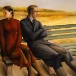 2008   'A Certain Silence'     62''  x 78''