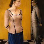 2007    'Illusion of Indifference'       50''  x  42''