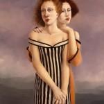 1990   'Two Women'       50''  x  40''