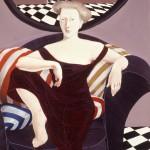 1988    'Woman;Room Upon Room'       24''  x  19''