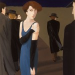 1989   'The Night Out'        24''  x  17''