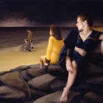1994    'Walls By the Sea'    57''  x   72''