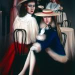 1980  'The Affair ( small)'    24''  x  16''