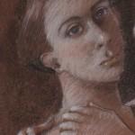 1985  'Mother and Daughter'  (closeup)