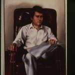 """1979 'Portrait of Lewis'  60""""  x  40"""""""