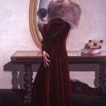 'Self Portrait'     85''  x  51''  1979  Oil