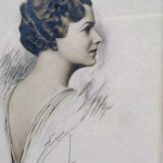 Art Deco Drawing 1933